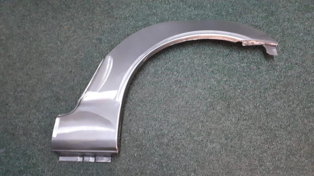 Small S2000 left hand rear arch