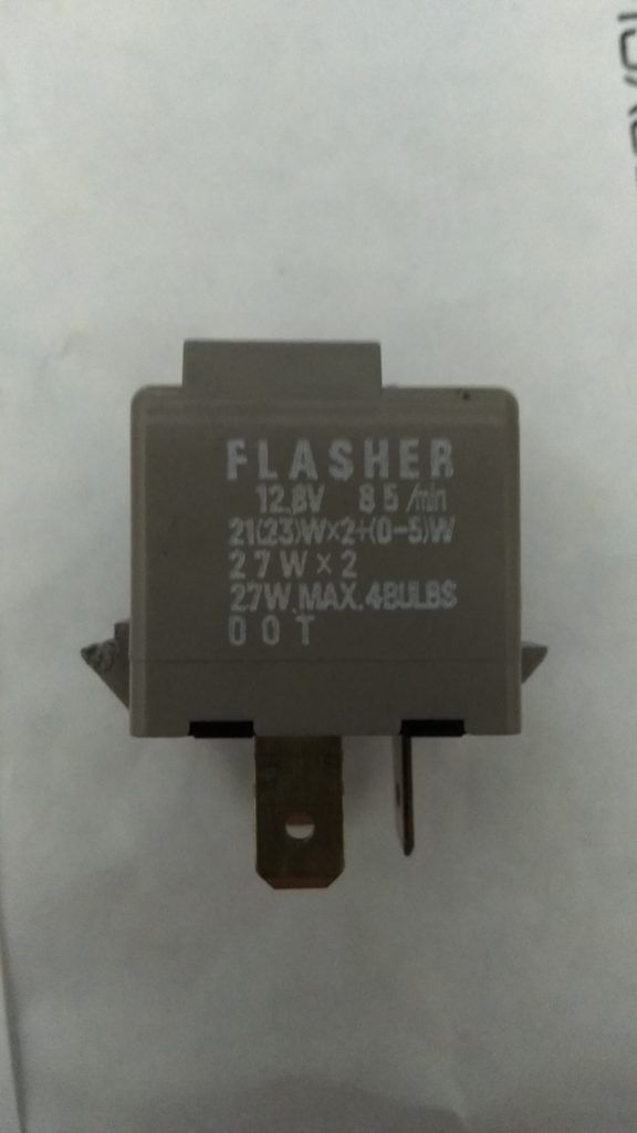 S2000 OEM flasher relay